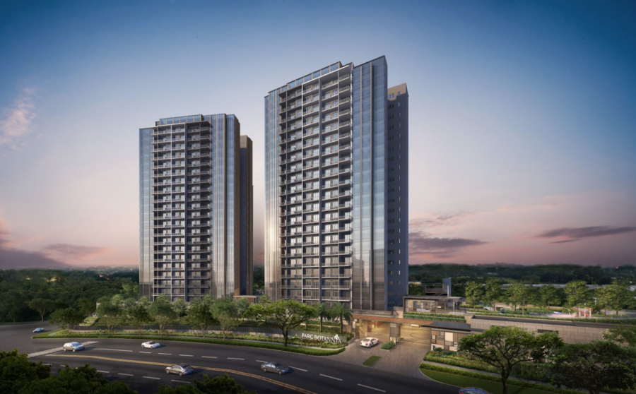Condos by United engineers in Singapore
