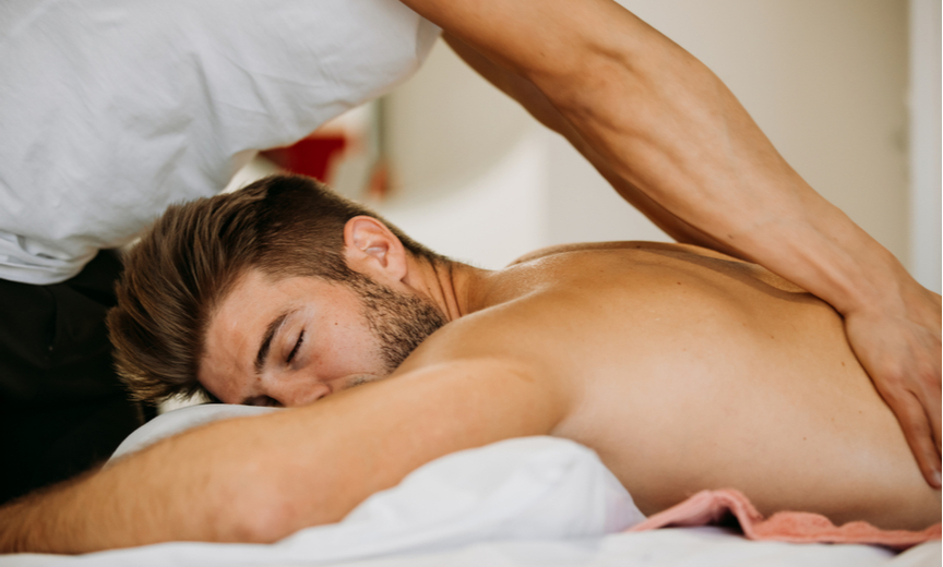 Have massage and make you feel relax