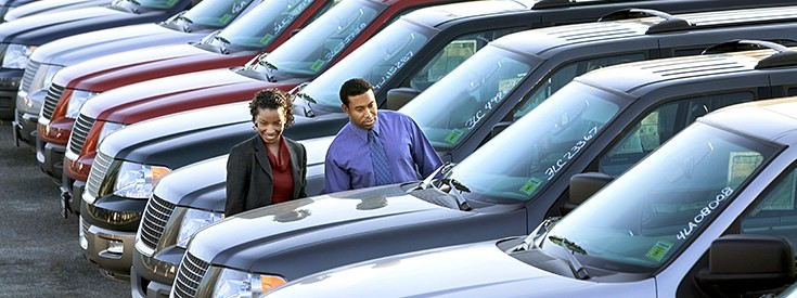 How to purchase lease return vehicles